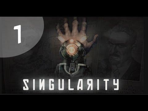 Singularity :: Lets Play Ep 1 - Great Scott!