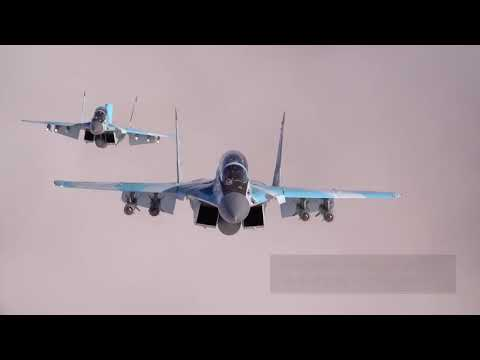 The MiG-35 multi-role fighter was...