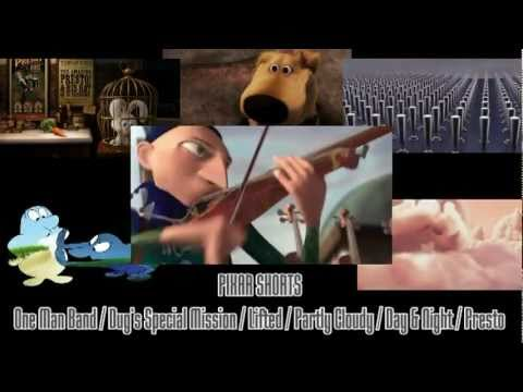 Giaccino - A highlight reel of young Academy Award winning composer Michael Giacchino's vast selection of works. Ranging from videogames and movies, to even Disney them...