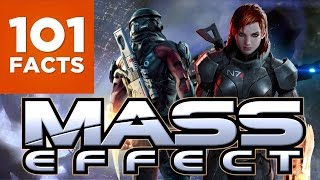 Just in time (kind of) for Mass Effect: Andromeda, take off with Sam into a space galaxy of wonderment, conversation options, romance, moral grey areas and biotic weapons. It's gonna be great fun. Remember to like and subscribe too please! It would make my universe if you could, mother factors! And THAT doesn't even make sense! Anyway. Enjoy Mass Effect 101!Subscribe to 101 Facts Here: http://bit.ly/1MtNBJDFollow 101 Facts on Twitter: https://twitter.com/101Facts1