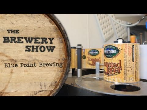 Blue Point Brewing Company – Brewery Show