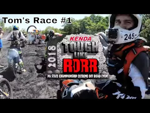 Tom Loops Out! - Tough Like RORR Amateur Race #1 - Tom