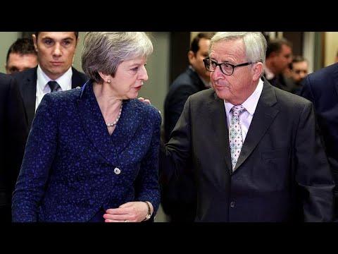 Οι Ευρωπαίοι ηγέτες ενέκριναν τη Συμφωνία για το Brexit