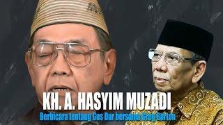 Video KH. Hasyim Muzadi : Berbicara tentang Gus Dur bersama Greg Barton MP3, 3GP, MP4, WEBM, AVI, FLV Desember 2018