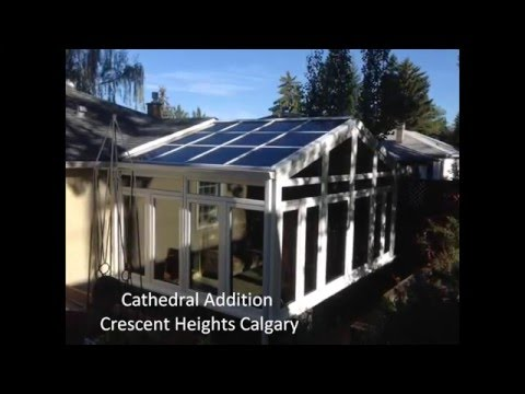 Four Seasons Sunrooms - Local Builds - Calgary