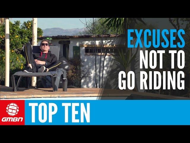 Top 10 homework excuses