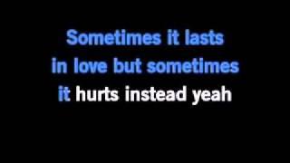 Adele - Someone Like You Karaoke