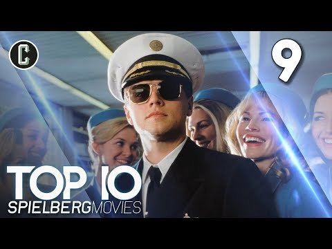 Top 10 Spielberg Movies: Catch Me If You Can - #9