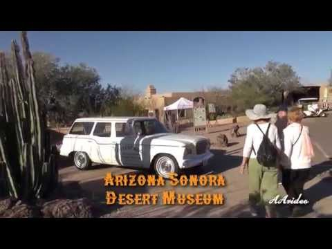 Wycieczka przez po�udniow� Arizon� 2015