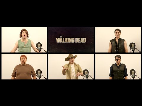 A Capella Cover of The Walking Dead Theme Song by The Warp