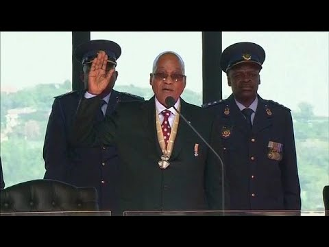 Zuma charged with corruption