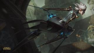 This is League of Legends Champion Camille's voice in Español (Greek) All sounds are taken from the ingame voice over sound banks, Champion Selection voice i...