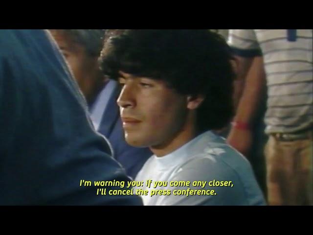 Anteprima Immagine Trailer Diego Maradona, trailer ufficiale italiano