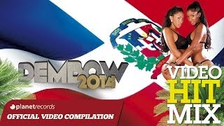 BEST OF DEMBOW 2014 - 1 Hour - 14 VIDEO HITS OF DEMBOW - URBAN - REGGAETON (Complete Album)