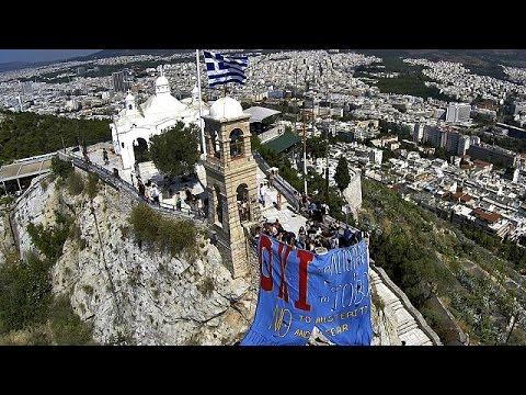 Ελλάδα: Η μάχη του «ΝΑΙ» και του «ΟΧΙ»