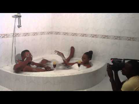 Yvonne Nelson Sex Act  In Jacuzzi