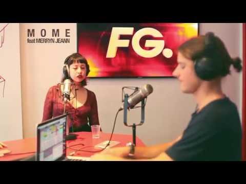 MOME avec sa chanteuse, en live sur RADIO FG