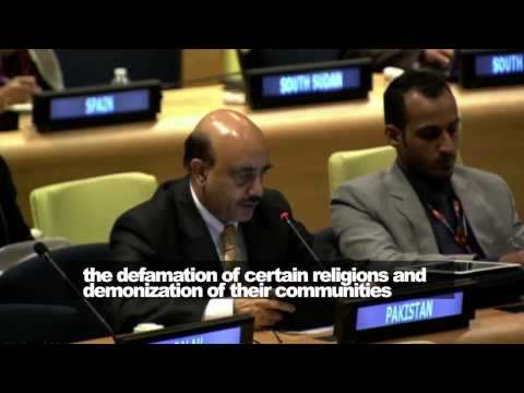 The Terrorism Game for Islamic States @ UN