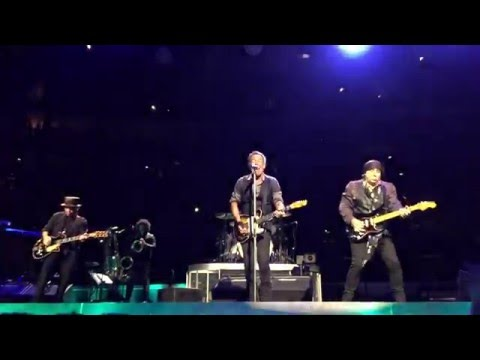 Bruce Springsteen David Bowie Tribute
