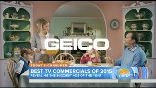 Today Show on NBC - The Best Ads of 2015!