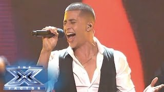 "Carlito Olivero Says ""Lets Get Loud!"" - THE X FACTOR USA 2013"