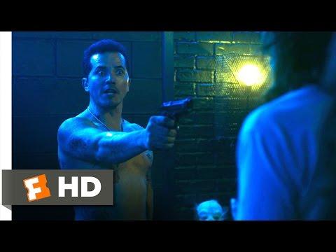 American Ultra (3/10) Movie CLIP - You Got the Monkey Virus? (2015) HD