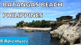 Batangas Philippines  City new picture : Nasugbu, Batangas, Tali Beach House, Philippines Travel S1 Ep20