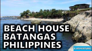 Batangas Philippines  city images : Nasugbu, Batangas, Tali Beach House, Philippines Travel S1 Ep20