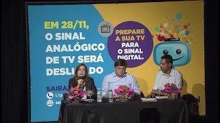 Sinal analógico será desligado no final de novembro em 53 cidades da região de Marília