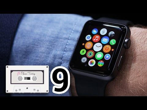 Nhạc Trắng 9: Apple Watch - Mua hay không? (Tìm Lại Bầu Trời Parody) =))