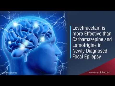 Levetiracetam is More Effective than Carbamazepine and Lamotrigine in Newly Diagnosed Focal Epilepsy