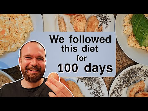 Fitness Episode 2. We followed this diet for 100 days | Protein Diet | Rene
