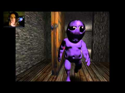 Aniril Plays: 3D Ao Oni!