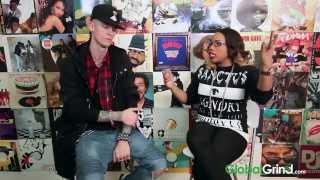 """MGK Shares """"Til I Die"""" Video, LeBron James, Finding Love, & Diddy"""