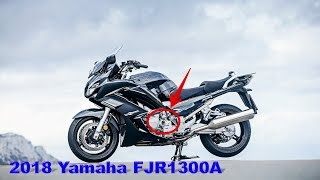 8. [Latest News] 2018 Yamaha FJR1300A