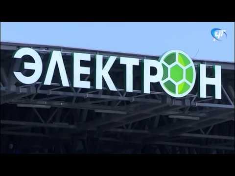 ФК «Тосно» проведет первый в этом году домашний матч на стадионе «Электрон»