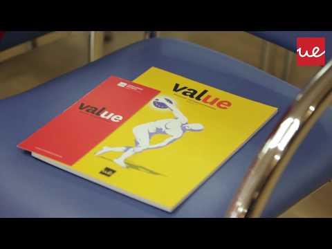 La Universidad Europea presenta su revista ValUE