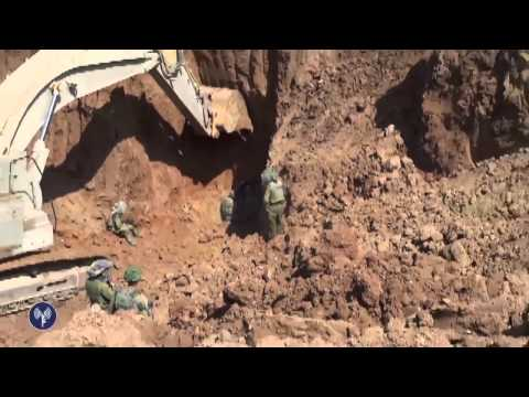 Un tunnel terroriste reliant Gaza à Israël détruit par Tsahal