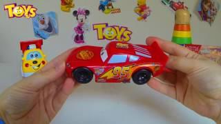 ToysTV Kanalımda yeni YouTube videom – Şimşek McQueen Oyuncak Tanıtımı! Kutuyu Bir Türlü Açamadım!Bu videomda Şimşek Mcqueen arabası açıyorum! Ama kutuyu bir türlü açamadım!Disney Cars, Disney Arabalar, MqQueen Lightning, Şimşek MqQueen; 95 Numara Şimşek McQueen hala faal bir yarış arabasıdır ama artık acemilik günleri geride kalmıştır. Artık Radyatör Kasabası'nın daimilerinden olan Şimşek, dört tane Piston Kupası'nın da sahibi olarak dünya çapında gerçek bir üne sahiptir. http://www.disneyturkiye.com.tr/araba...Bu videom bebekler, minik bızdıklar, çocuklar, aileler ve koleksiyoncular için yayınlandı. Bir sürü şirin oyuncak görülmeyi bekliyor!Toys, hračky, juguetes, giocattoli, brinquedos, carrinhos, spielsachen, spielwaren, leker, speelgoed, 玩具, leksaker, juegos, игрушки, đồ chơi, oyuncaklar, zabawki, bréagáin, Παιχνίδια, jouets,トイズ, 장난감, खिलौने , ġugarelli, spielzeug, іграшки, اللعبKanalımda yeni oyunları, ilginç oyuncakları ve muhteşem oyun setlerini keşfedebilirsiniz. ToysTV ile eğlenin, öğrenin ve mutlu olun!İzlediğiniz için teşekkür ederim! Yeni videolarımı izlemek için kanalıma ABONE OLUN!Müzik: YouTube Ses Kitaplığı