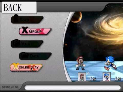 Super Smash Flash Demo Hacked V0.6A