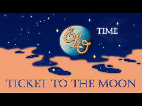 ELO - TIME Full Album 1981