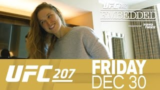 UFC EMBEDDED 207 Ep5