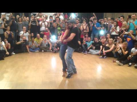 Chaves & Silvia 2015-01-27 - PARIS BACHATA FESTIVAL