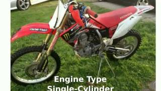 4. 2009 Honda CRF 150R - Features, Review