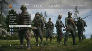 This is gameplay footage of Battlefield 1online multiplayer on the PlayStation 4 w/ live commentary.