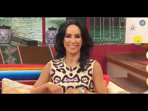 ENTREVISTA A YURIDIA EN EL PROGRAMA DE TV ¨Cuentamelo Ya¨( TELEVISA ) 12/09/2016