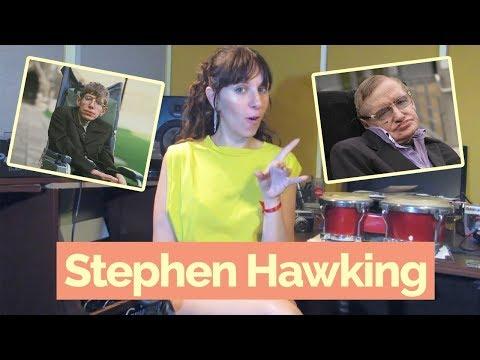 Stephen Hawking - Músico, Gênio ou Louco?