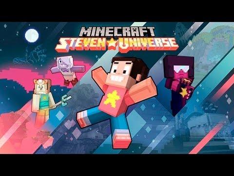 ¡¡Steven Universe llega a Minecraft!!