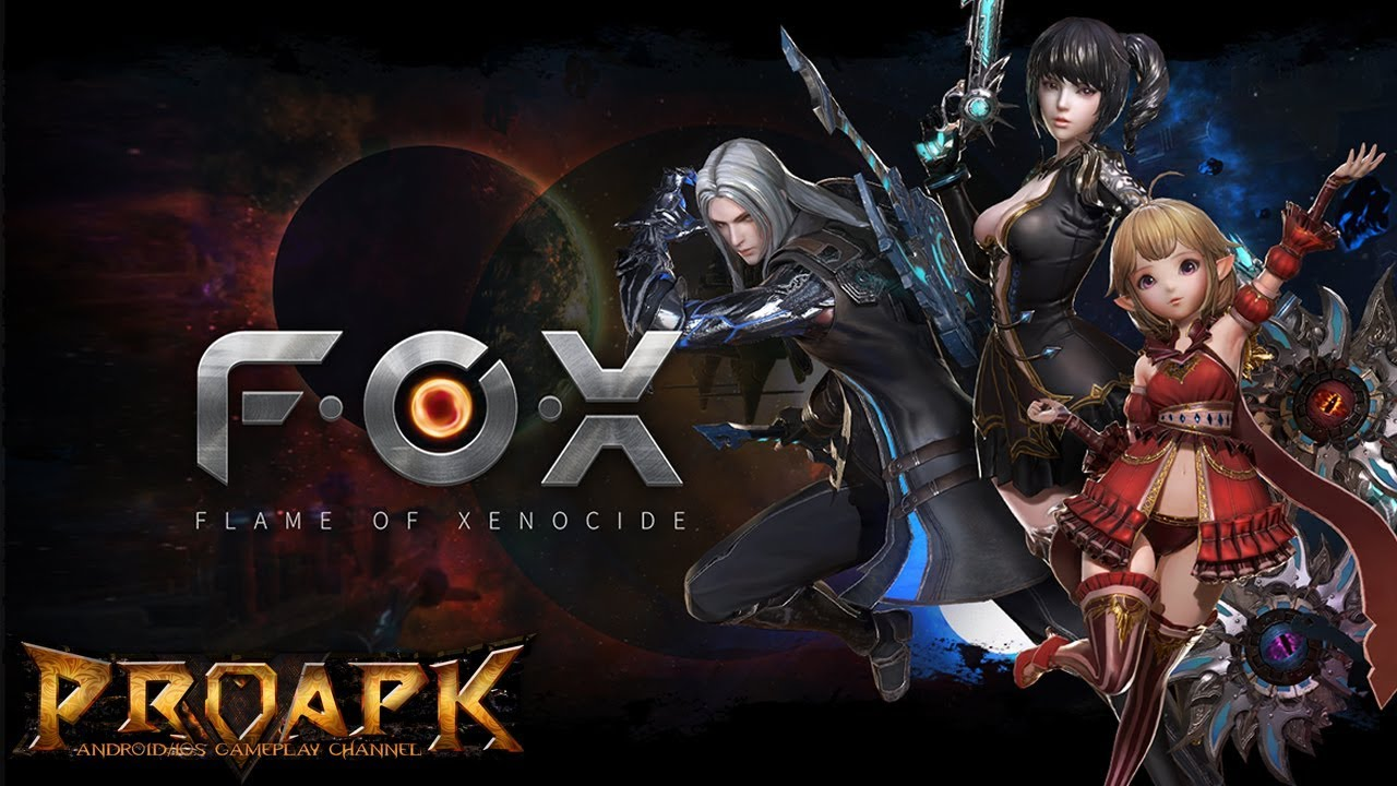 폭스(FOX) Flame of Xenocide