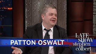 Video Patton Oswalt Discusses Dungeons & Dragons Over Drinks MP3, 3GP, MP4, WEBM, AVI, FLV Juli 2018